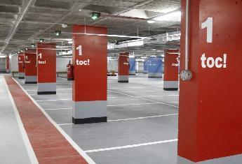 Parque de estacionamento de Santa Bárbara 01